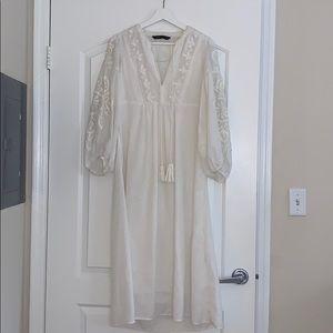 Zara bohemian sun dress